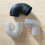 Luva moldada personalizada da tubulação da borracha de silicone