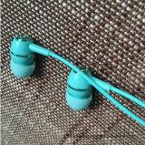 Наушник в-Уха 3.5mm наушника цветастый с наушниками основного вариант Mic для Smartphones