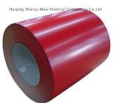 La bobina de acero prepintada /Color cubrió la bobina de acero PPGI