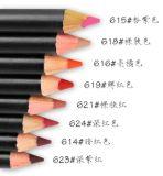 Multi-Farben stellen Ihr eigenes Firmenzeichen wasserdichte Lippenzwischenlage/Lippenbleistift her