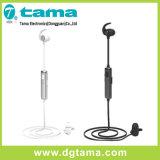 Écouteur de Bluetooth du sport S3020 et de la musique avec magnétique absorbé librement