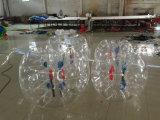 Burbuja de parachoques inflable del fútbol de la bola para el juego del deporte