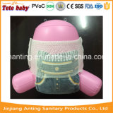 O bebê respirável macio bonito dos tecidos encantadores do bebê levanta tecidos