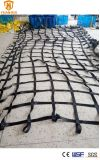 Polyester-Material-Ladung-Netz-LKW-Netze zur Steuerung