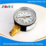 Calibres de pressão gerais com conetor de bronze