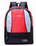 Doppio zaino di svago del sacchetto dello zaino del banco della spalla per il viaggio, sport