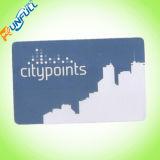 Cartão do plástico da espessura da alta qualidade 1mm