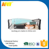 Custom Promotion Waterproof Clear PVC Cosmetic Bag