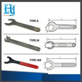 High Quality High Hardness Er16-M Spanner for Tool Holder