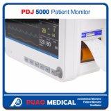 Pdj-5000 Gold Supplier precio barato de la presión arterial Monitor de paciente