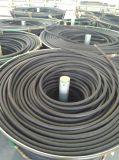 Gewundenes Hochdrucköl-flexibler hydraulischer Gummischlauch mit SAE100r3