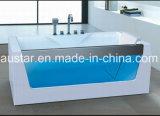 vasca da bagno indipendente di rettangolo di 1700mm (AT-0717)