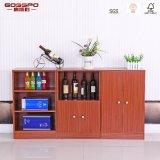 Подгоняйте шкаф хранения кухни самомоднейшего типа хозяйственный (GSP14-001)