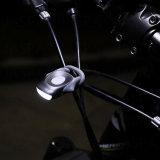 Bateria barato 2025 luz da bicicleta do diodo emissor de luz dos PP + do TPR