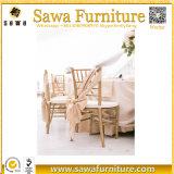 A cadeira barata cobre faixas da cadeira/faixas da cadeira cetim do ouro
