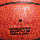 Tamaño 5 6 7 Venta al por mayor de baloncesto personalizado PU