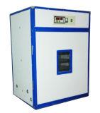 Machine actionnée solaire automatique d'incubateur d'oeufs de caille en Afrique du Sud