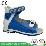 優美の健康は2つのストラップが付いている靴を防ぐ整形治療用靴に蹄鉄を打つ