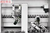 코너에게 돌기의 기능을%s 가진 가구를 위한 자동 가장자리 밴딩 기계