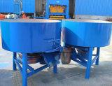 Macchina per fabbricare i mattoni di collegamento semi automatica dell'argilla del motore diesel Qts1-25