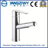 Faucet de bronze contínuo de venda quente da bacia da cachoeira Yz5910