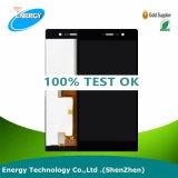 Белый экран LCD для замены цифрователя Huawei P7 LCD Display+Touch полной