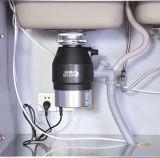 Het Afval Disposers van het Voedsel van de Gootsteen van de keuken 1 3 PK met AC Motor