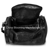 Hommes Femmes Outdoor Waterproof Black Tote Luggage Travel Duffel Bag