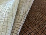 Tessuto da arredamento dell'unità di elaborazione per il sofà ed il sacchetto della mobilia