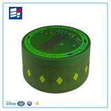 熱い販売の手すき紙シリンダー蝋燭の包装ボックス