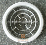 HVAC를 위한 둥근 천장 유포자 부속 제트기 분사구 기록기