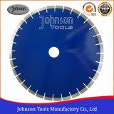 Geschweißter Od450mm Laser Sägeblatt für Ausschnitt-Granit