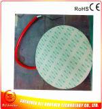 24V 400W Silikon-Gummi-Heizung des Durchmesser-320*1.5mm für Drucker 3D