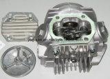 オートバイの予備品、ホンダC100cc Dy100 Dayangのためのオートバイのシリンダーヘッドの完全セット