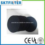 패드 크기에 의하여 활성화되는 탄소 필터
