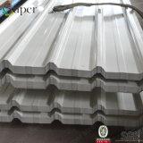 Strati d'acciaio galvanizzati tuffati caldi/galvanizzati del tetto/tetto ondulato del galvalume