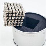 Shl032-Round Bulk Esfera Magnetic Toy NdFeB Block Magnet