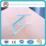 Bajo hierro Vidrio / Ultra Clear Float Glass / Edificio de cristal con la mejor calidad