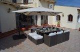 Люкс комплект кубика & парасоль естественное Multibuy гавани