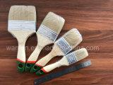 러시아 시장 강모 물자를 가진 나무로 되는 손잡이 페인트 붓