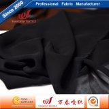 Официально черная Hi-Multi шифоновая ткань для одежды Abaya