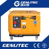 Le ce a reconnu le petit générateur 5kVA diesel silencieux refroidi par air