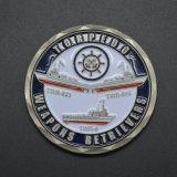 Pièces de monnaie personnalisées de militaires de pièce de monnaie d'enjeu de qualité