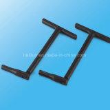 T datilografa a ferramenta da cinta plástica do aço inoxidável