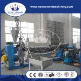 Máquina plástica de la granulación de la etapa doble