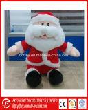 Het Stuk speelgoed van de Gift van Kerstmis van de Pluche van Ce van de Kerstman, draagt