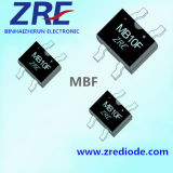 Mbf Bridge Rectifiers 0.8A 1000V MB10f MB6f