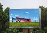 Pantalla de visualización de LED de P10 SMD/tablilla de anuncios a todo color al aire libre