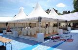 partido de los 5X5m/tienda de la boda, tienda al aire libre vendedora caliente del partido de la pagoda