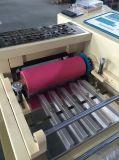 Automatischer heißer Scherblock für gewebtes Material